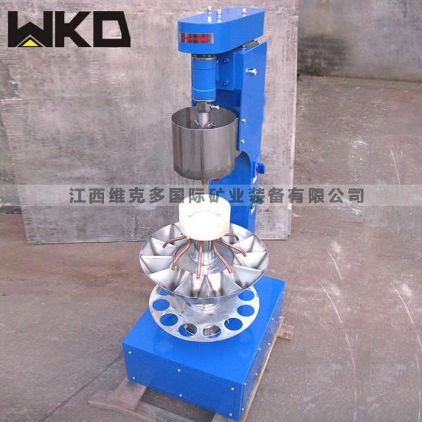 廠家直銷XSHF2-3濕式分樣機實驗室分樣機礦漿等量縮分設備