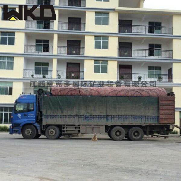 江西石城玻璃钢螺旋溜槽 洗煤螺旋溜槽 螺旋溜槽规格型号