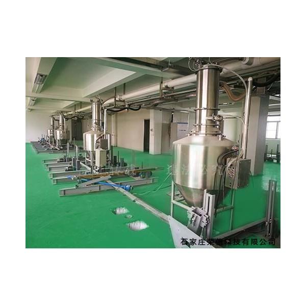 食品配料食品行业气力输送系统