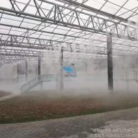 喷雾降温主机,三段式降温喷头配件,兰州西固区锦胜雾森公司提供