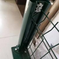 桃型柱护栏网现货