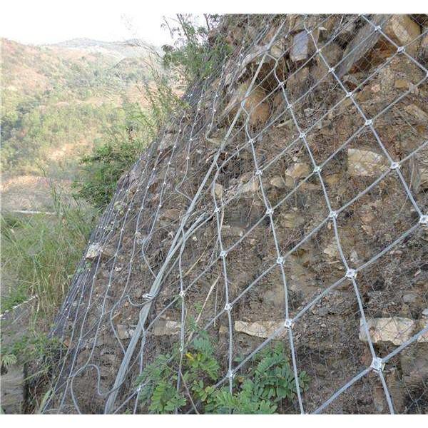 边坡防护网,主动网,被动网