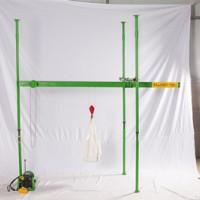 室内直滑吊料机-500公斤快速家用小吊机-东弘起重