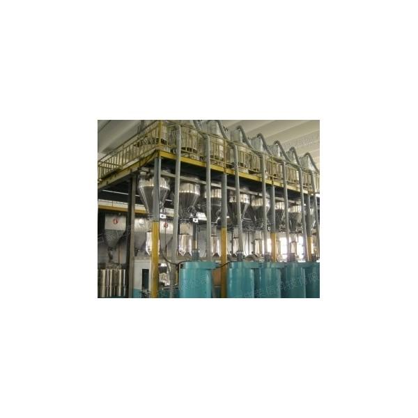 粉体自动计量全自动加工助剂计量系统