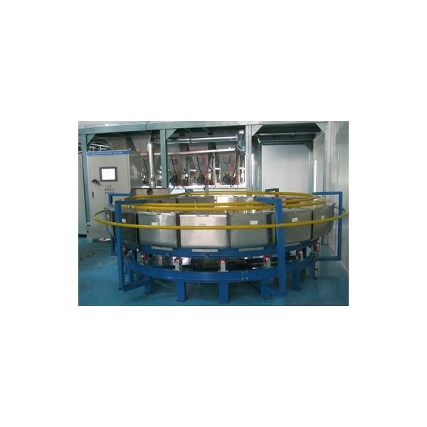 粉体自动计量半自动辅料配料系统
