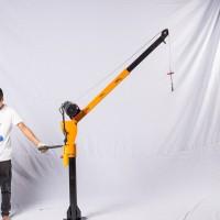 小型家用车载吊机价格-车载悬臂吊机使用维护-东弘起重