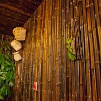 日式竹篱笆