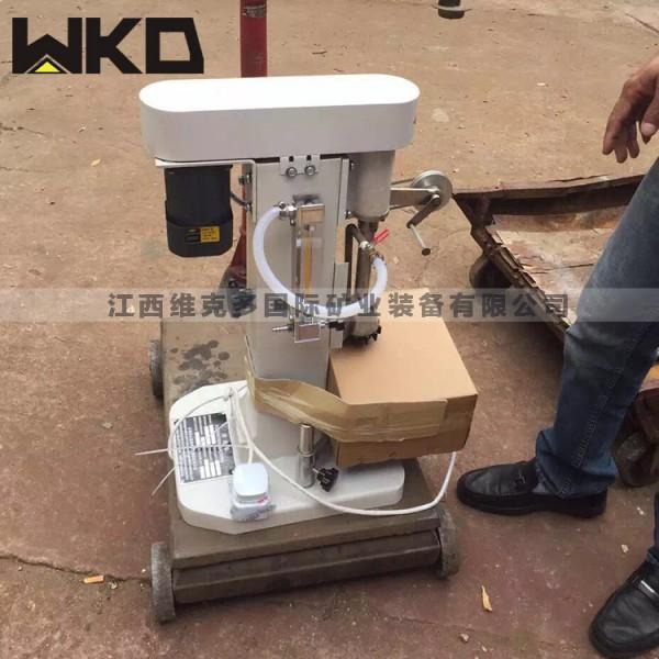 湖南供应小型单槽浮选机 XFD-1.5单槽浮选机 温控浮选机