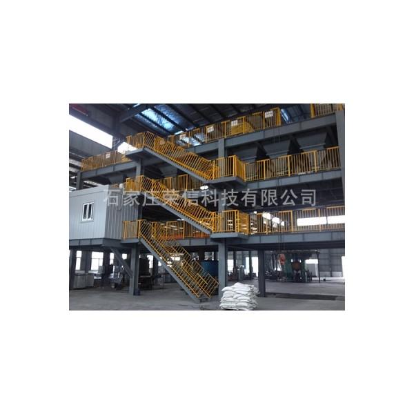 粉体自动计量耐材自动配料系统