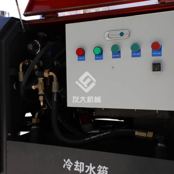 液压搅拌型混凝土泵 砂浆混凝土输送泵的价格