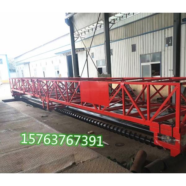 三轴四轴混凝土振动铺平机 自动行走式辊筒振捣梁桥面提浆铺路机