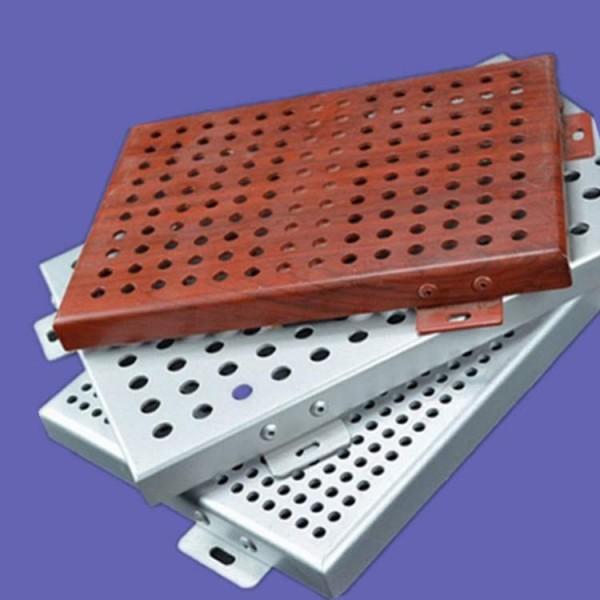 铝单板厂家氟碳铝单板多少钱一平方