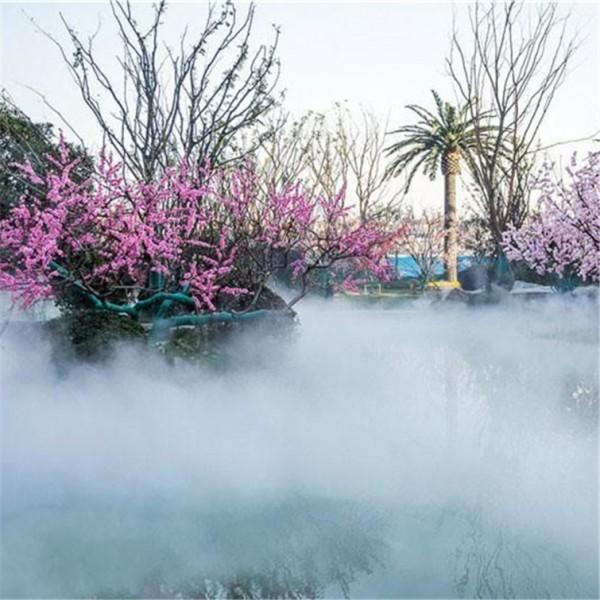 广州景观冷雾万博manbetx手机版厂家 广州园林人造雾万博manbetx手机版厂家