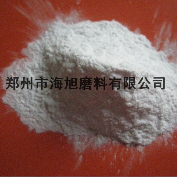 膜组件生产用纯度高耐火度高白刚玉微粉W28W20W14W10