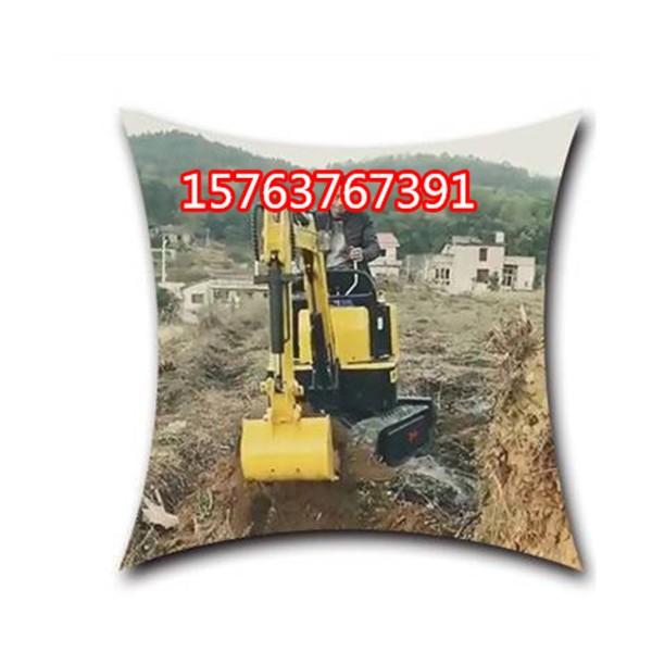 农用种植小型挖掘机品牌 液压式勾机 自走式挖土机工作快速高效