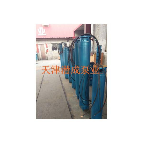 天津175QJ63-72-22KW深井潜水泵扬程72米深井泵
