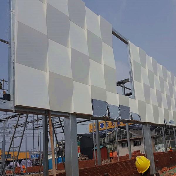 今日2.5厚铝单板价格 北京铝单板厂家13522983212