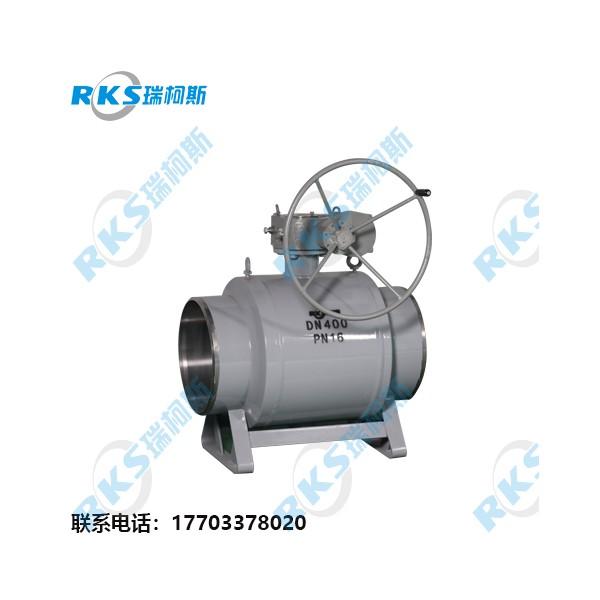 大口径全焊接球阀安装注意事项和技术特点