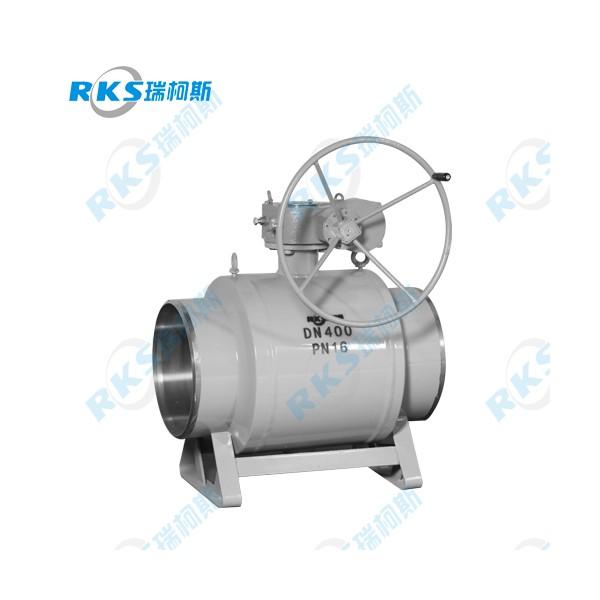 固定閥門大口徑全焊接球閥優勢介紹-焊接球閥廠家