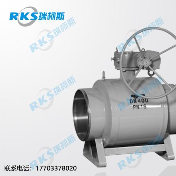 大口徑全焊接球閥優勢-鑄鋼材質