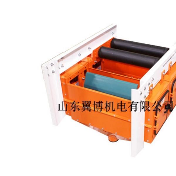 皮帶機清掃器 聚氨酯合金皮帶清掃箱
