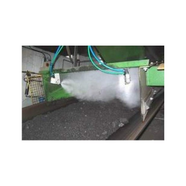 蒙霧除塵抑塵系統 噴霧干霧除塵設備 工業粉塵治理