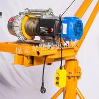 电动提升机接线方式-多功能提升机操作方式-东弘起重