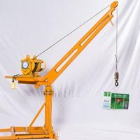 小型吊装机-家用快速吊装机价格-东弘起重