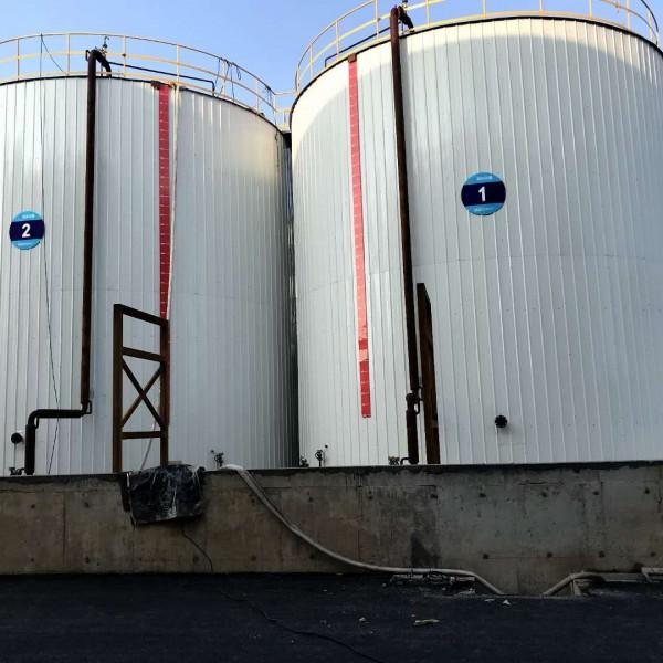 河北不锈钢罐体保温施工队   廊坊不锈钢罐体保温施工