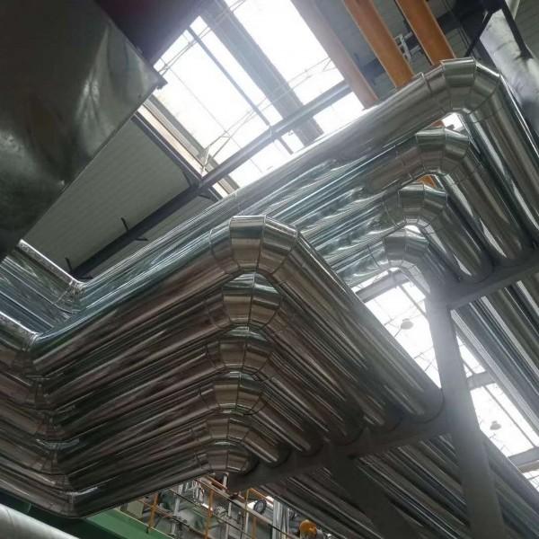 河南廊坊不锈钢管道保温施工队  廊坊市不锈钢管道保温工程