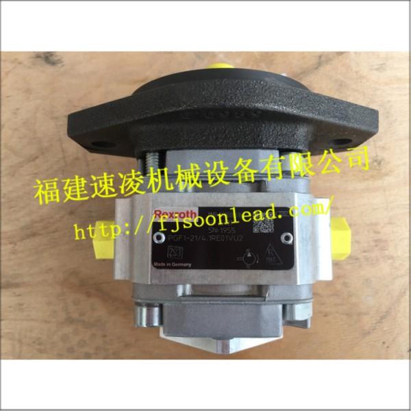 力士乐内啮齿轮泵PGF1-2X 4.1RE01VU2