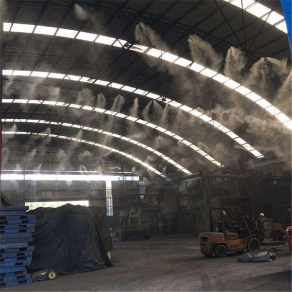 广州鑫奥工地围栏高压雾化喷淋系统品质优良质量可靠