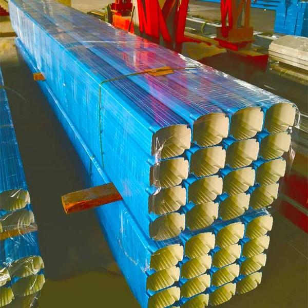 天津杜经理报价直供河南开封金属彩钢雨水管彩钢落水管