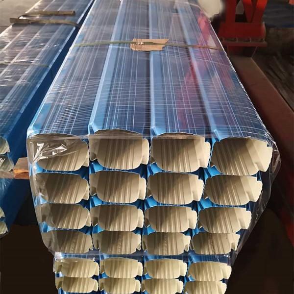 天津报价直供河南开封金属彩钢雨水管金属雨水管金属落水管