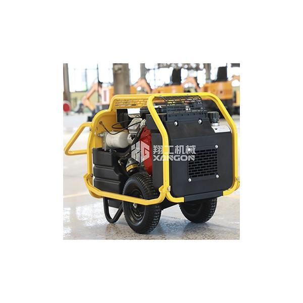XG18-40型液压动力站是一款可移动的液压动力源