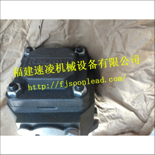 力士乐内啮齿轮泵PGH4-21 040RE11VU2