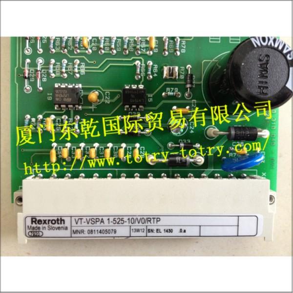力士乐\放大板\VT-VSPA1-525-10 VO RTP
