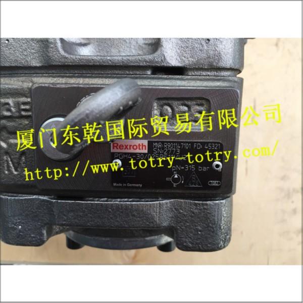 士乐\内啮齿轮泵\PGH4-30 025RE11VU2