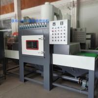 中山碳纤维表面处理自动喷砂机