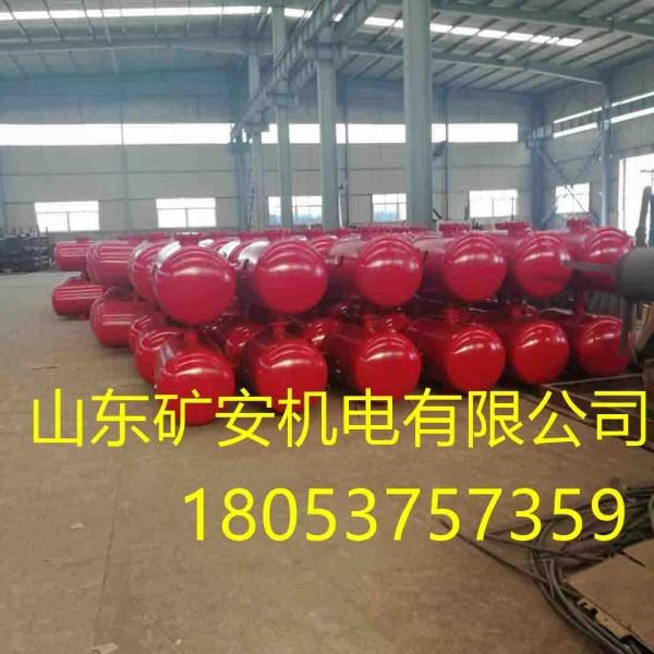 30L、50L、75L的空气炮用于小型煤仓水泥厂