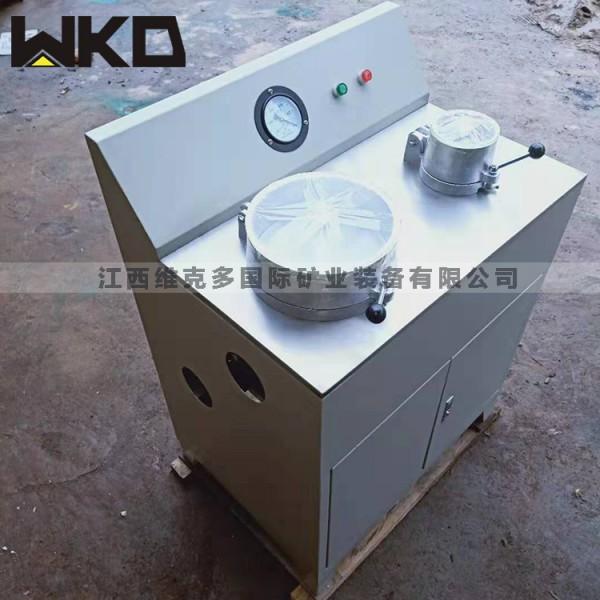 供应电磁阀盘式真空过滤机 实验盘式真空过滤机 固液分离过滤机
