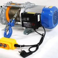 220伏电动提升机价格-小型电动提升机厂家-东弘起重