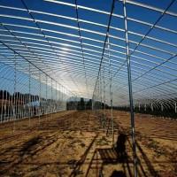 新乐冬季种植大棚管折弯加工厂家