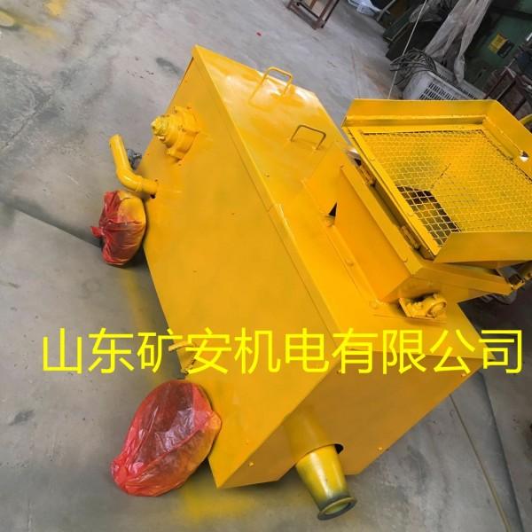 湿喷、潮喷、干喷、多种工艺PQS5I型气动湿式混凝土喷射机