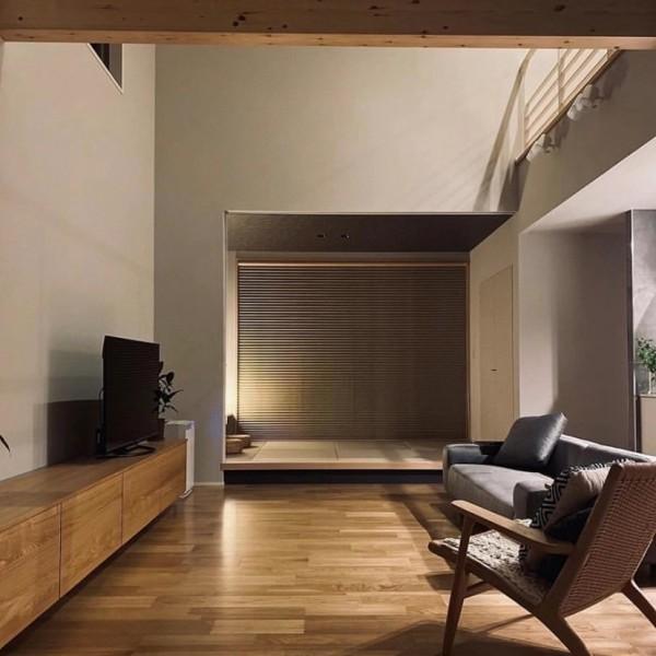 青島榻榻米設計定制,青島傳統日式和室,大屋和室榻榻米