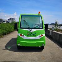 绿捷特电动车高压清洗车2座