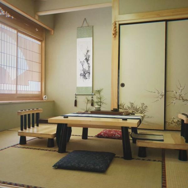 青島榻榻米老店,傳統日式和室,和風住宅,青島日式榻榻米