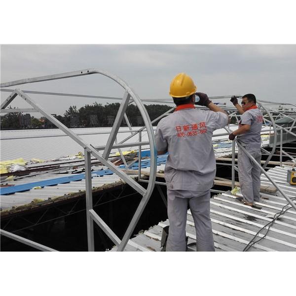 上海经销DWT低噪声屋顶风机,涡轮式自然通风帽,钢构通风天窗