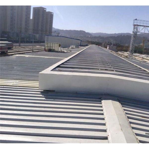 防雪型通風排煙天窗-玻璃鋼屋頂風機-順坡通風氣樓 全國供應