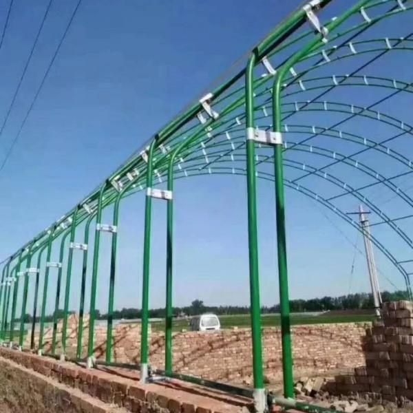 臺州包塑種植組裝鋼管大棚廠家